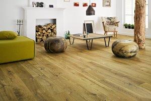 Jak dba� o pod�ogi drewniane?