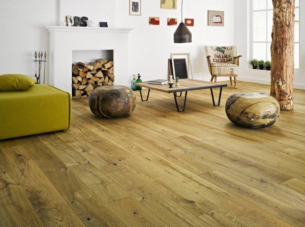 Jak dbać o podłogi drewniane?