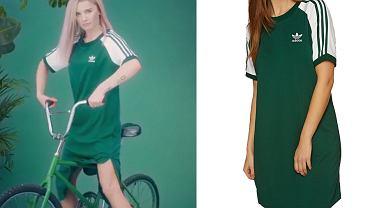 Kolaż, sportowe sukienki/Materiały partnera/www.instagram.com/maffashion_official