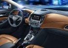 Cruze II | Chevrolet pokazuje wn�trze