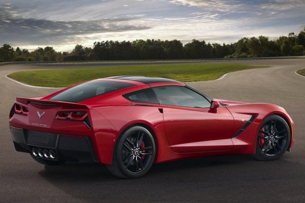 Corvette Stingray