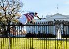 Wpadka amerykańskich służb? Intruz przeskoczył przez ogrodzenie Białego Domu