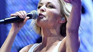Anna Wyszkoni w Sopocie