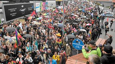 Marsz Równości w Poznaniu, 23 września 2017