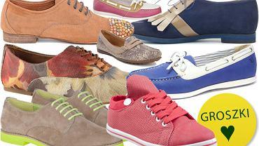 10 par płaskich butów na wiosnę - które wybierasz?