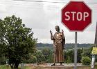 Figura Chrystusa b�dzie w Poznaniu bez zgody w�adz miasta. Samowola?