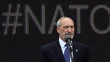 MON szykuje się do szczytu NATO w Warszawie