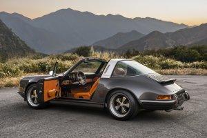 Goodwood Festival of Speed 2015 | Porsche 911 Targa Singer
