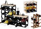 Stylowe i nowoczesne stojaki na wino [PRZEGLĄD]