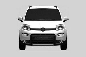 Fiat Panda w wersji przełajowej