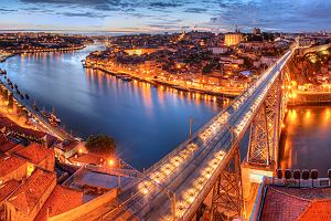 Portugalia Porto. Star�wka UNESCO