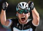 Tour de France 2015. Cavendish trzeci w klasyfikacji wszech czas�w