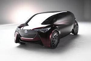 Toyota prezentuje wodorowy pojazd koncepcyjny. Ma przejechać nawet 1000 km bez tankowania