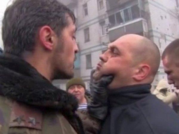Ten film mówi o brutalności wojny na Ukrainie więcej niż wszystkie teksty. Tak rosyjscy separatyści znęcają się nad ukraińskimi jeńcami