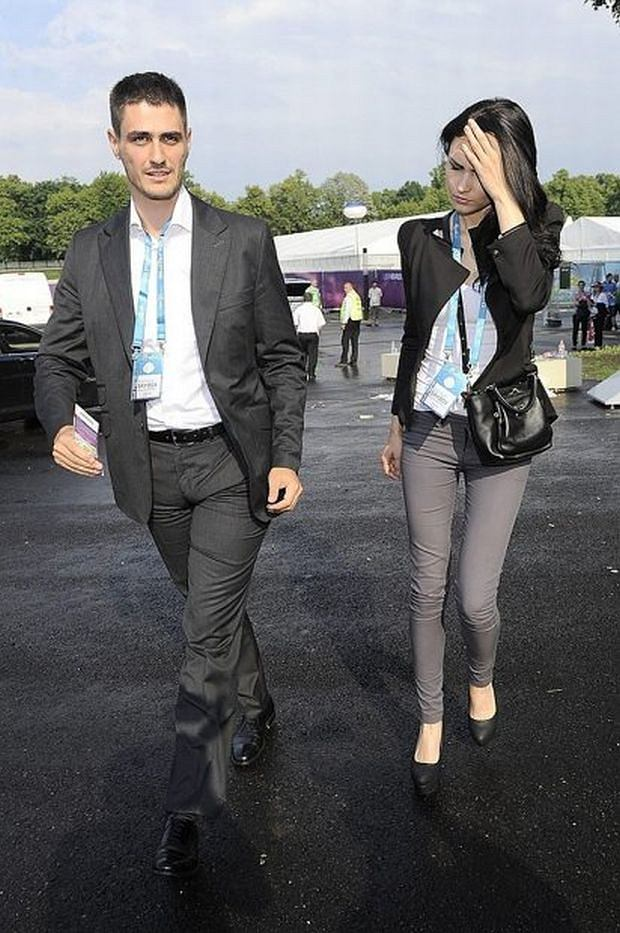Tobias Solorz, Monika Suchocka