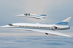 Zbudują najszybszy odrzutowiec pasażerski. Z Nowego Jorku do Londynu w trzy godziny