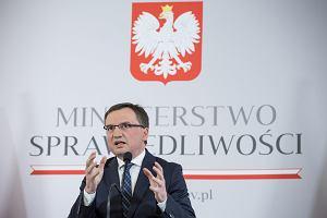 Odebraliśmy przestępcom miliard złotych. Minister Ziobro chwali przepisy o konfiskacie rozszerzonej