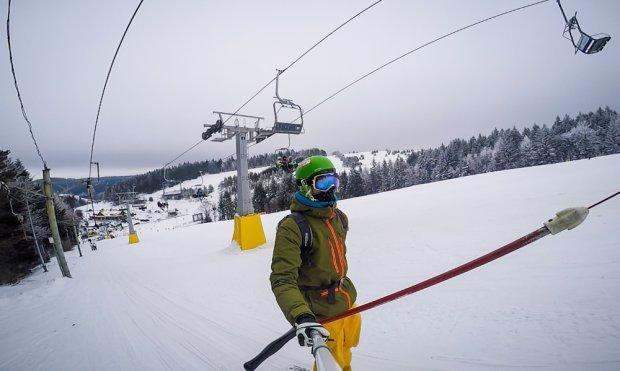 Zdjęcie numer 4 w galerii - Polskie stoki. Stacja narciarska Azoty - Krynica Zdrój [DOJAZD, INFRASTRUKTURA, CENY]