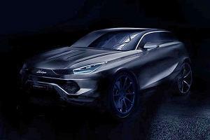 Zotye Concept S | Chińska kopia Lamborghini