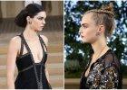 Pokaz Chanel w stylu eko. Na wybiegu zachwycaj�ca Kendall Jenner, na widowni - Cara ze szczeniakiem. Najpi�kniejsze zdj�cia