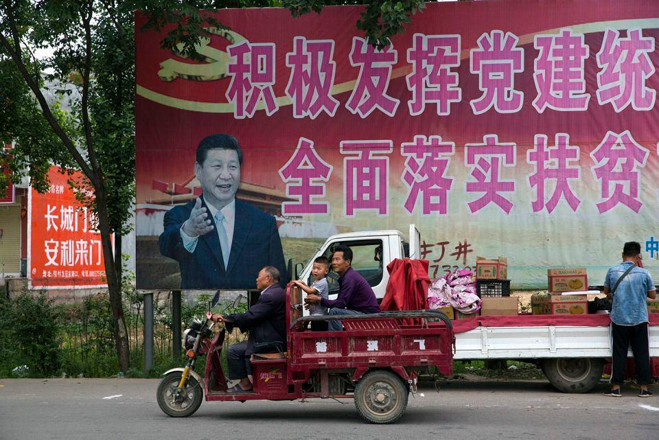 W partii trwa cichy bunt wobec chińskiego przywódcy Xi Jinpinga