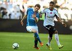 Legia bez Dossy Juniora przygotowuje si� do meczu z Lechem