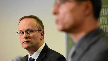 Łukasz Kamiński, prezes IPN i prokurator IPN Tomasz Kamiński