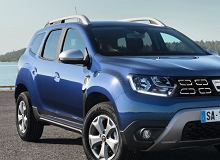 Sprzedaż samochodów w Polsce - Dacia Duster po raz kolejny na szczycie