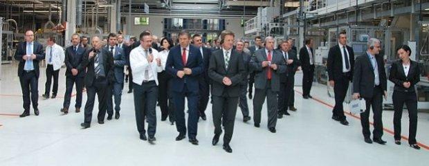 Volkswagen uruchomił w Polsce produkcję nowego silnika