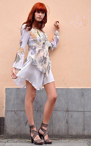 bb45c77e1864 Zdjęcie numer 5 w galerii - Pokaz mody bydgoskiej projektantki. Oto jej  ubrania  ZDJĘCIA