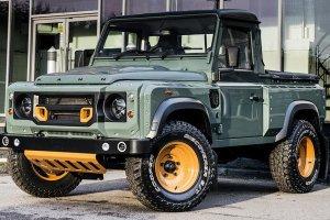 Kahn Design | Odpustowy pickup