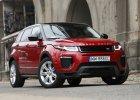 Range Rover Evoque | Test | SUV aspirujący