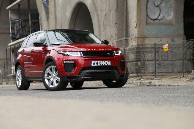 Range Rover Evoque   Test   SUV aspiruj�cy