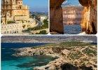 Malta - trzy tysi�ce godzin s�o�ca w roku, �wietne warunki do nurkowania i turystyka filmowa