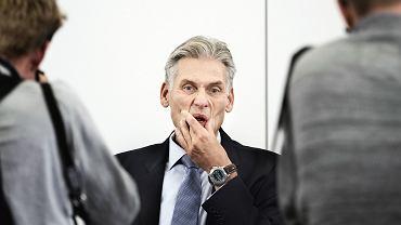 Thomas F. Borgen, były już szef Danske Banku