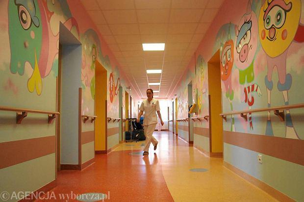 Onkologia w olszty�skim Szpitalu Dzieci�cym