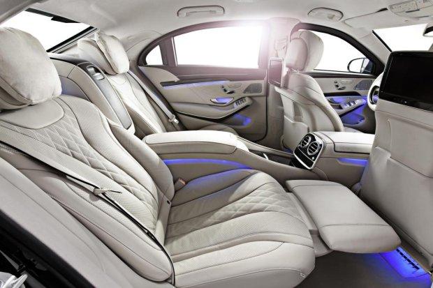 Mercedes S600 Guard