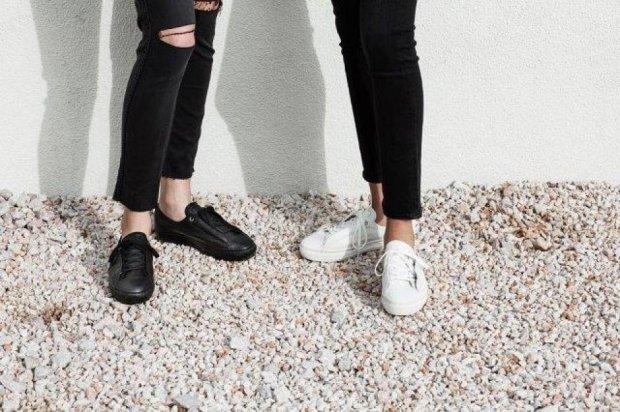 6a20889804519 Trampki Converse w minimalistycznej odsłonie