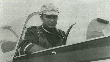 Pilot Stanisław Maksymowicz