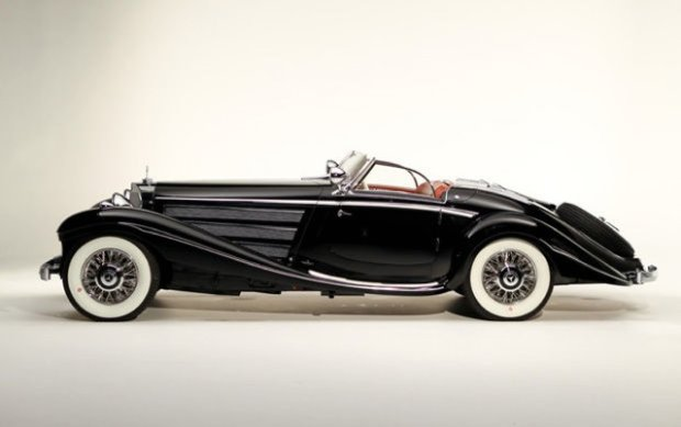 Mercedes-Benz 540K Spezial Roadster (fot. Gooding and Company)