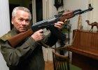 """""""Moje duchowe cierpienie jest nie do zniesienia"""". Kałasznikow czuje się moralnie odpowiedzialny za śmierć, którą spowodowała jego broń"""