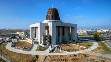 Świątynia Opatrzności Bożej na warszawskim Wilanowie