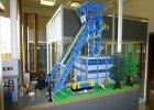 Zobacz kopalni� Guido i bytomsk� wie�� ci�nie� z gryfnych klock�w Lego