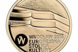 Wrocław - Europejska Stolica Kultury 2016 - będzie mieć kolekcjonerskie monety