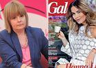 """Korwin Piotrowska o Hannie Lis w """"Gali"""": Ma ko�law� praw� r�k� i wielk� g�ow�! Rzeczywi�cie?"""
