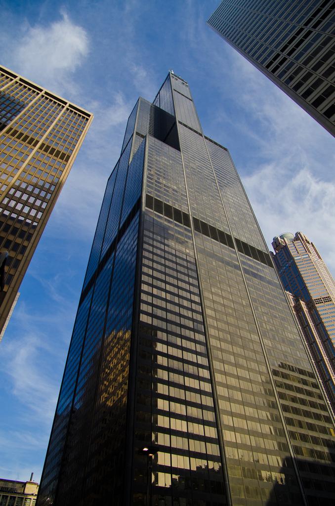 USA wycieczka - Sears Tower Chicago / Flickr.com / Krevlin Goodspeed