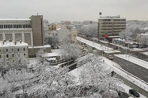 Strażacy walczą ze skutkami wiatru i śniegu. Od wczoraj do rana 1250 interwencji