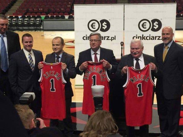 Cinkciarz.pl podpisuje umowę z Chicago Bulls