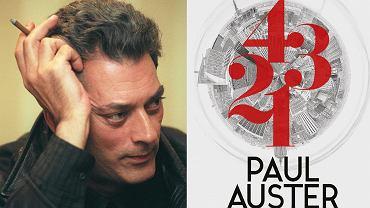 Paul Auster i jego najnowsza książka '4321'