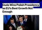 """Wybory prezydenckie. Reakcje w USA po wygranej Dudy. """"Skoro w Polsce jest tak dobrze, dlaczego prezydent przegra�?"""""""